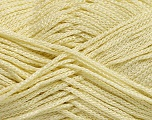 Width is 3 mm Fiber Content 100% Polyester, Brand ICE, Cream, fnt2-51568