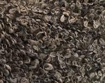 Fiber Content 85% Extrafine Merino Wool, 2% Elastan, 13% Polyamide, Brand ICE, Brown Shades, fnt2-51861