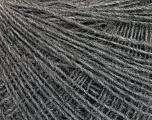 Fiber Content 70% Acrylic, 30% Polyamide, Brand ICE, Grey, Yarn Thickness 2 Fine  Sport, Baby, fnt2-52292
