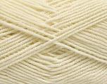 Fiber Content 50% Bamboo, 50% Acrylic, Brand ICE, Cream, Yarn Thickness 2 Fine  Sport, Baby, fnt2-53091