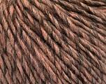 Fiber Content 50% Wool, 50% Acrylic, Salmon, Brand ICE, Camel, Brown, Yarn Thickness 4 Medium  Worsted, Afghan, Aran, fnt2-53957