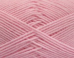 Fiber Content 50% Bamboo, 50% Acrylic, Light Pink, Brand ICE, Yarn Thickness 2 Fine  Sport, Baby, fnt2-54129