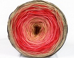 Fiber Content 50% Acrylic, 50% Cotton, Salmon, Pink, Brand ICE, Cream, Beige, Yarn Thickness 2 Fine  Sport, Baby, fnt2-55247
