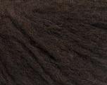 Fiber Content 45% Wool, 40% Acrylic, 15% Polyamide, Brand ICE, Dark Brown, fnt2-55333