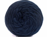 Fiber Content 100% Wool, Navy, Brand ICE, Yarn Thickness 6 SuperBulky  Bulky, Roving, fnt2-55493