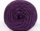 Fiber Content 100% Wool, Purple Melange, Brand ICE, Yarn Thickness 6 SuperBulky  Bulky, Roving, fnt2-55494