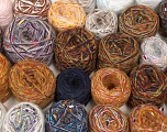 Custom Blends Please note that skein weight information given for this lot is average. Brand ICE, fnt2-56260