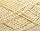Fiber Content 50% Cotton, 50% OrganicWool, Brand ICE, Cream, fnt2-56308