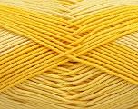 Fiber Content 100% Mercerised Cotton, Yellow, Brand ICE, Yarn Thickness 2 Fine  Sport, Baby, fnt2-56597