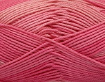 Fiber Content 100% Mercerised Cotton, Pink, Brand ICE, Yarn Thickness 2 Fine  Sport, Baby, fnt2-56599
