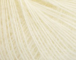 Fiber Content 49% Lyocell, 26% Baby Alpaca, 25% Extrafine Merino Wool, Brand ICE, Cream, fnt2-56657