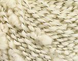 Fiber Content 94% Wool, 6% Polyamide, Brand ICE, Cream, Black, fnt2-56664