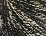 Fiber Content 60% Acrylic, 20% Polyamide, 20% Wool, Brand ICE, Black, Beige, Yarn Thickness 3 Light  DK, Light, Worsted, fnt2-56771