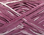 Fiber Content 100% Cotton, White, Brand ICE, Dark Orchid, Yarn Thickness 5 Bulky  Chunky, Craft, Rug, fnt2-56793