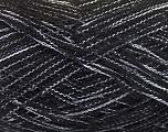 Fiber Content 90% Cotton, 10% Polyamide, Silver, Brand ICE, Black, fnt2-56946