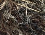 Fiber Content 40% Polyamide, 25% Wool, 20% Acrylic, 15% Alpaca, Yellow, Brand ICE, Grey, Brown, fnt2-57147