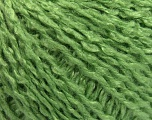 Fiber Content 90% Acrylic, 10% Polyamide, Brand ICE, Green, Yarn Thickness 2 Fine  Sport, Baby, fnt2-57198