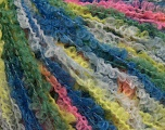 Fiber Content 70% Acrylic, 30% Wool, Yellow, Pink, Brand ICE, Blue, fnt2-57230