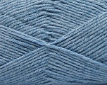 Fiber Content 80% Acrylic, 20% Polyamide, Jeans Blue, Brand ICE, Yarn Thickness 3 Light  DK, Light, Worsted, fnt2-57375