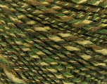 Fiber Content 50% Wool, 50% Acrylic, Brand ICE, Green Shades, fnt2-57447