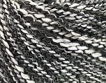 Fiber Content 60% Acrylic, 30% Wool, 10% Polyamide, White, Brand ICE, Dark Grey, fnt2-57685