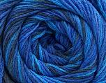 Fiber Content 100% Acrylic, Brand ICE, Blue Shades, Anthracite Black, fnt2-57751