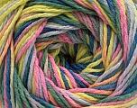 Fiber Content 100% Acrylic, Pink, Neon Yellow, Lilac, Khaki, Brand ICE, Blue, fnt2-57756