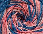 Fiber Content 100% Acrylic, Salmon Shades, Brand ICE, Blue Shades, fnt2-57757