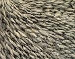 Fiber Content 50% Acrylic, 40% Wool, 10% Polyamide, Brand ICE, Grey Melange, fnt2-57800