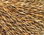 Fiber Content 50% Acrylic, 40% Wool, 10% Polyamide, Brand ICE, Beige Melange, fnt2-57801