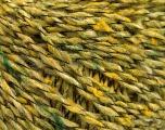 Fiber Content 50% Acrylic, 40% Wool, 10% Polyamide, Brand ICE, Green Melange, fnt2-57805
