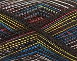 Fiber Content 40% Polyamide, 40% Baby Alpaca, 20% Cotton, Yellow, White, Red, Purple, Brand ICE, Blue, Black, Yarn Thickness 1 SuperFine  Sock, Fingering, Baby, fnt2-57948