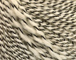 Fiber Content 50% Acrylic, 40% Wool, 10% Polyamide, White, Brand ICE, Black, fnt2-58040