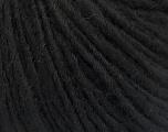 Fiber Content 50% Acrylic, 50% Wool, Brand ICE, Black, fnt2-58056