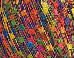 Trellis  Fiber Content 100% Polyester, Rainbow, Brand ICE, fnt2-58065