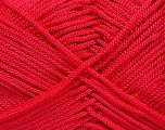 Fiber Content 100% Polyester, Red, Yarn Thickness Other, Brand Ice Yarns, fnt2-21650