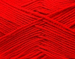 Fiber Content 100% Baby Acrylic, Red, Brand ICE, Yarn Thickness 2 Fine  Sport, Baby, fnt2-22531