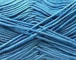Fiber Content 100% Baby Acrylic, Brand Ice Yarns, Blue, Yarn Thickness 2 Fine  Sport, Baby, fnt2-22539