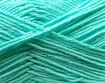 Fiber Content 100% Baby Acrylic, Mint Green, Brand Ice Yarns, Yarn Thickness 2 Fine  Sport, Baby, fnt2-22541