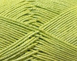 Fiber Content 100% Mercerised Cotton, Light Green, Brand Ice Yarns, Yarn Thickness 2 Fine  Sport, Baby, fnt2-23334