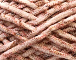Chenille loops appears when black threads are used for knitting. Fiber Content 90% Micro Fiber, 10% Polyester, Brand Ice Yarns, Cream, Copper, Brown, Yarn Thickness 5 Bulky  Chunky, Craft, Rug, fnt2-29156