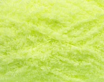 Fiber Content 100% Micro Polyester, Neon Yellow, Brand ICE, Yarn Thickness 5 Bulky  Chunky, Craft, Rug, fnt2-37331