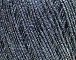 Fiber Content 70% Acrylic, 30% Polyamide, Silver, Brand ICE, Blue, fnt2-39277