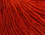 Fiber Content 50% Acrylic, 25% Viscose, 25% Wool, Orange, Brand ICE, Yarn Thickness 2 Fine  Sport, Baby, fnt2-40984