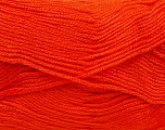 Fiber Content 100% Baby Acrylic, Orange, Brand ICE, Yarn Thickness 2 Fine  Sport, Baby, fnt2-41119