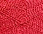 Fiber Content 100% Baby Acrylic, Salmon, Brand ICE, Yarn Thickness 2 Fine  Sport, Baby, fnt2-41123