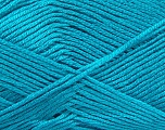 Fiber Content 100% Baby Acrylic, Turquoise, Brand ICE, Yarn Thickness 2 Fine  Sport, Baby, fnt2-41124