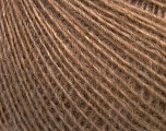 Fiber Content 55% Acrylic, 25% Alpaca, 20% Wool, Light Brown, Brand ICE, Yarn Thickness 2 Fine  Sport, Baby, fnt2-42146