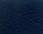 Fiber Content 100% Virgin Wool, Navy, Brand ICE, fnt2-42310