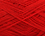 Fiber Content 100% Cotton, Red, Brand Ice Yarns, Yarn Thickness 2 Fine  Sport, Baby, fnt2-43160